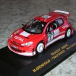 Peugeot 206 WRC_M.Gronholm_New Zealand 2003/ 1.místo - Ixo Rally Car Collection